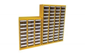 Heavy Duty 24 & 48 Drawer Cabinets