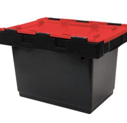 34 Litre Hinged Lid Security Crates