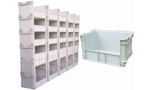 Stack and Nest Bins
