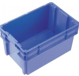 52 Litre 2000 Series Modular Solid Crate & Lid