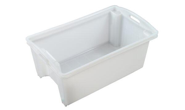 55 Litre Medium Fish Crate Natural   55 litre medium fish crate natural