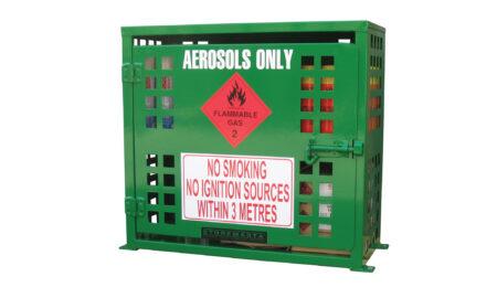 60 Can Aerosol Storage Cabinet