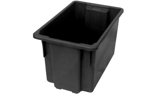 68L Black Recycled TUFFTOTE | 68l black recycled tuff tote