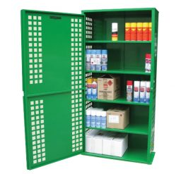 216 Can Aerosol Storage Cabinet