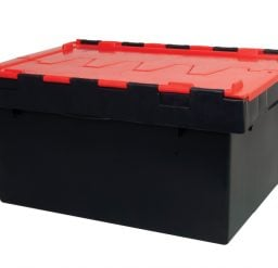 68 Litre Hinged Lid Security Crates