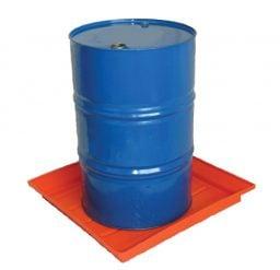 Single Drum Splash Tray