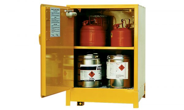 160L Deep PS Range Safety Cabinet