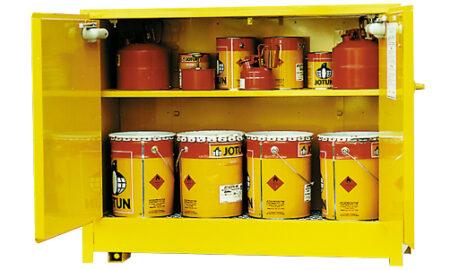 160L Wide PS Range Safety Cabinet