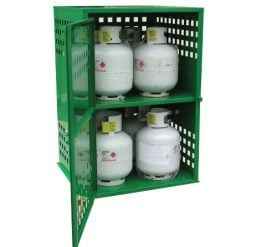 Heavy Duty LPG Gas Store