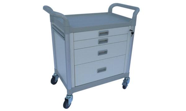 Modular Trolley - 4 Wide Drawers | Modular Trolley (4 x wide drawers)