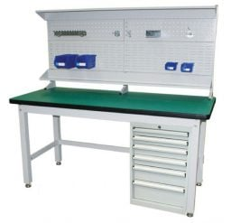 1800 Series Complete Modular Workbench