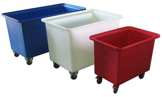 Large Tub Trolleys | rectangular tubs & dollies