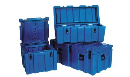 Space Cases - Lockable Storage Box
