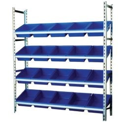 STACKRACK with 20 – 13.5L TUFFTOTES