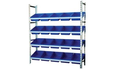STACKRACK | tub storage shelves