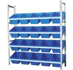 STACKRACK with 20 – 22L TUFFTOTES