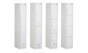 Standard Duty Lockers