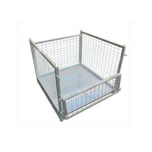 Steel Base Pallet Cages