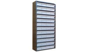 Stor-Bay Shelving with Small Parts Trays