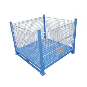 Folding Pallet Cages