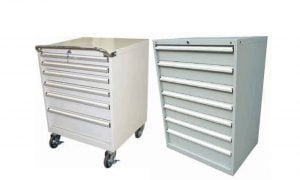Parts Cabinets & Trolleys
