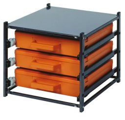 Rola Case complete kit with 3 cases