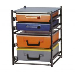Rola Case complete kit with 4 cases