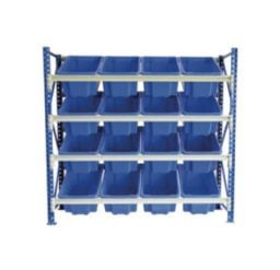 STACKRACK with 16 – 52L TUFFTOTES