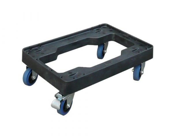 TUFFTOTE Plastic Crate Skate | Tuff-Tote Plastic Crate Skate