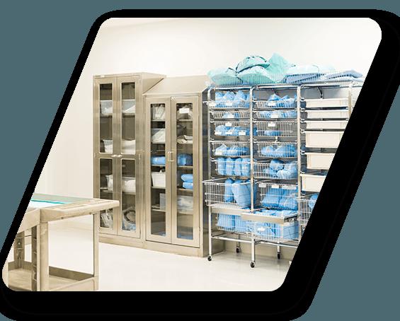 medical storage solution