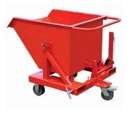 Forklift Waste Tipping Bin – 150L