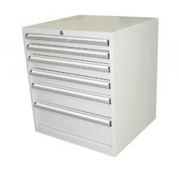 6 Drawer Cabinet – 800mm Wide