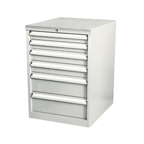 6 Drawer Cabinet – 565mm Wide | industrial tool cabinet workstation