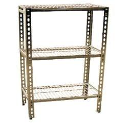 300mm Wide – 3 Shelves (1350mm H)