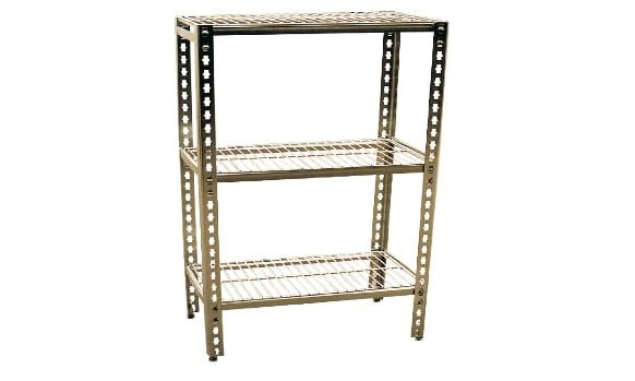 375mm Wide – 3 Shelves (1350mm H) |