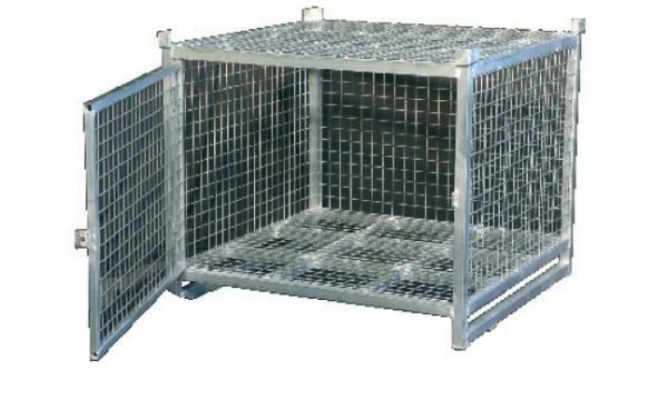 Security Cage – Mesh Skin |