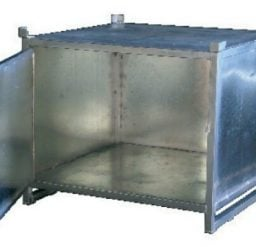Security Cage – Sheet Skin
