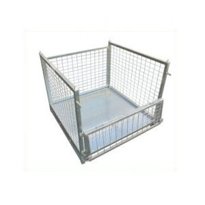 Steel Base Pallet Cages