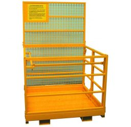 Forkliftable Work Platform – Collapsible