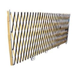 8M Expandable Barrier – High