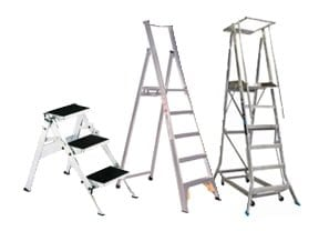 Warehouse & Order Picking Ladders