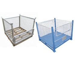 Pallet Cages