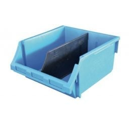 Divider (Black) to Suit 24 Litre Bins