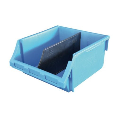 Divider (Black) to Suit 24 Litre Bins | divider to suit df4014 & df4015