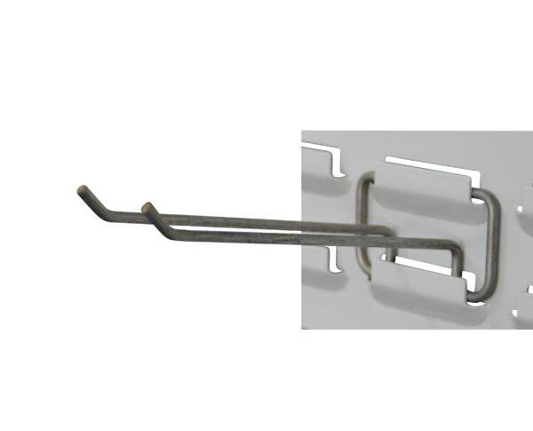 Double Metal Louvre Hook  