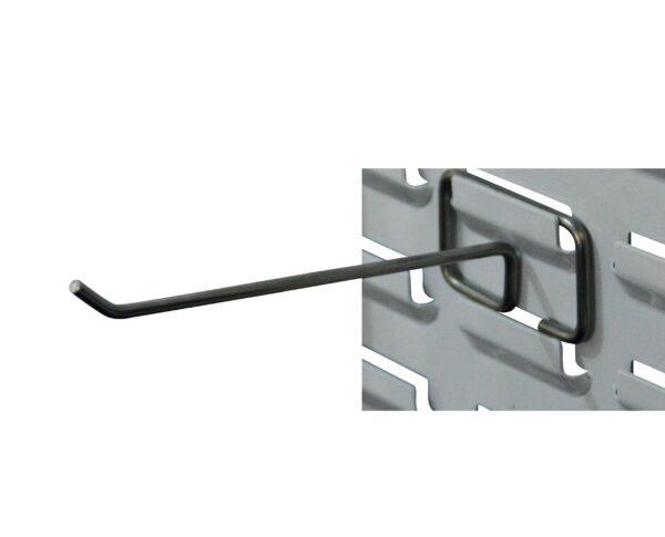 Single Metal Louvre Hook  