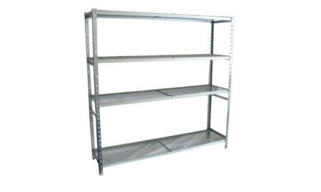 4 shelf cool room shelving