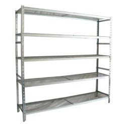 300mm Wide – 5 Shelves (2000mm H)