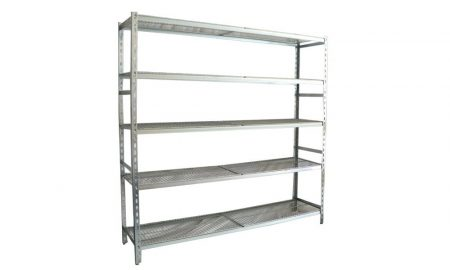 5 shelf cool room shelving