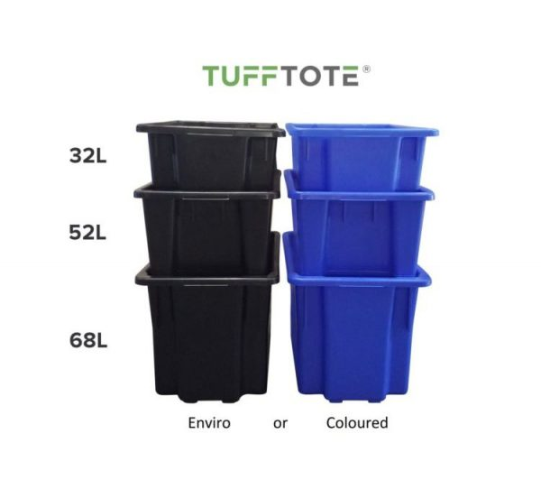 Order Picking Trolley - Double Tub   order picking trolley – double tub